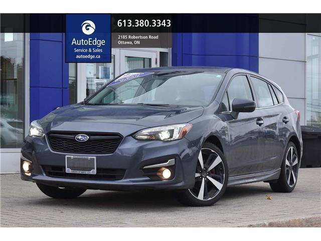 2017 Subaru Impreza Sport-tech (Stk: A0348) in Ottawa - Image 1 of 29