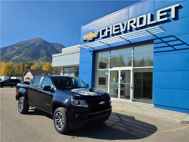 2021 Chevrolet Colorado WT (Stk: M1110529) in Fernie - Image 1 of 10