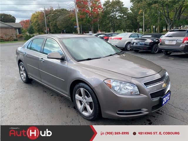 2012 Chevrolet Malibu LT (Stk: ) in Cobourg - Image 1 of 16