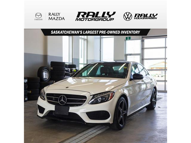 2017 Mercedes-Benz C-Class Base (Stk: V1340) in Prince Albert - Image 1 of 14