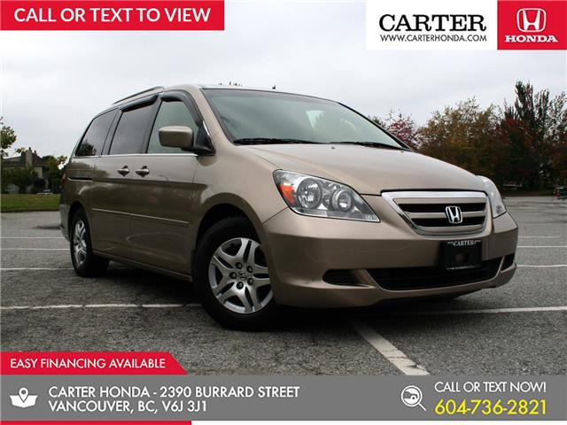 2006 Honda Odyssey EX-L (Stk: 2L84102) in Vancouver - Image 1 of 24