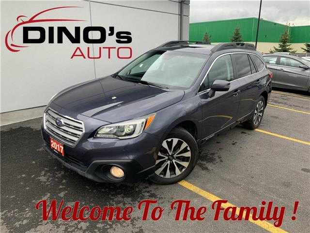 2017 Subaru Outback 3.6R Limited (Stk: 368736) in Orleans - Image 1 of 30