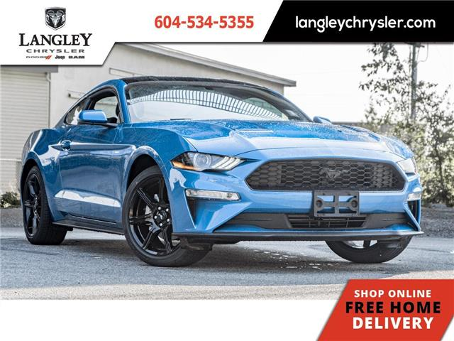 2020 Ford Mustang  (Stk: L265372A) in Surrey - Image 1 of 27