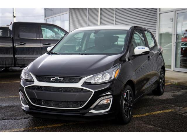 2021 Chevrolet Spark 1LT CVT (Stk: M0017) in Trois-Rivières - Image 1 of 22