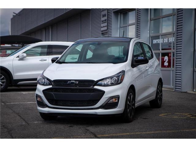 2021 Chevrolet Spark 1LT CVT (Stk: M0016) in Trois-Rivières - Image 1 of 21