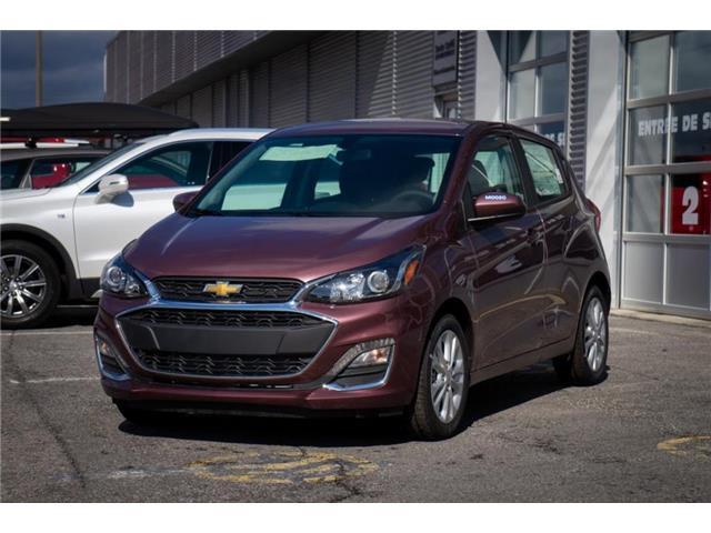 2021 Chevrolet Spark 1LT CVT (Stk: M0020) in Trois-Rivières - Image 1 of 22