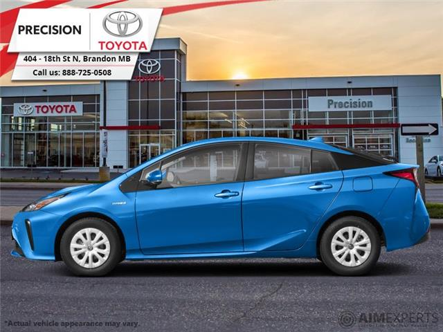 2019 Toyota Prius Technology AWD-e (Stk: 19456) in Brandon - Image 1 of 1