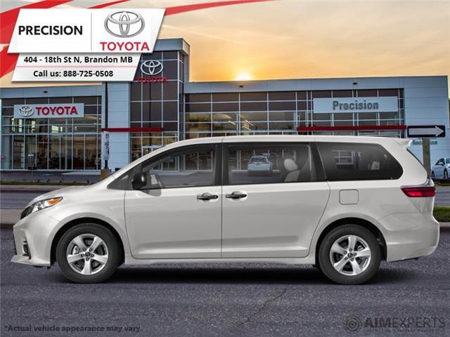 2020 Toyota Sienna LE 7-Passenger (Stk: 20347) in Brandon - Image 1 of 1