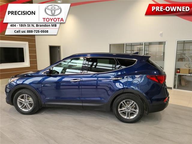 2018 Hyundai Santa Fe Sport  (Stk: 203971) in Brandon - Image 1 of 27