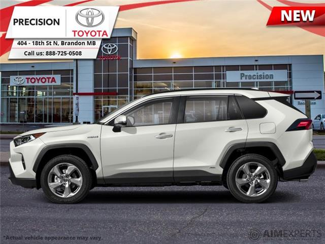 2021 Toyota RAV4 Hybrid Limited (Stk: 21009) in Brandon - Image 1 of 1