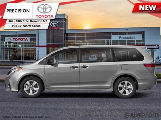 2020 Toyota Sienna LE 8-Passenger (Stk: 20423) in Brandon - Image 1 of 1