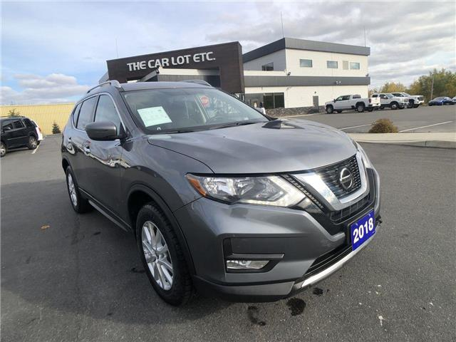 2018 Nissan Rogue SV (Stk: 20481) in Sudbury - Image 1 of 24