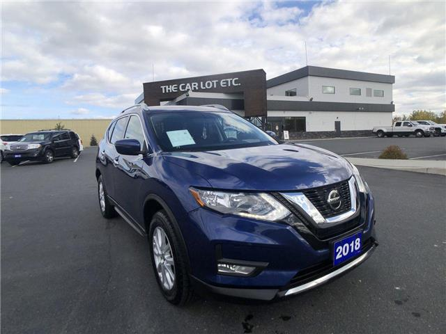 2018 Nissan Rogue SV (Stk: 20496) in Sudbury - Image 1 of 24