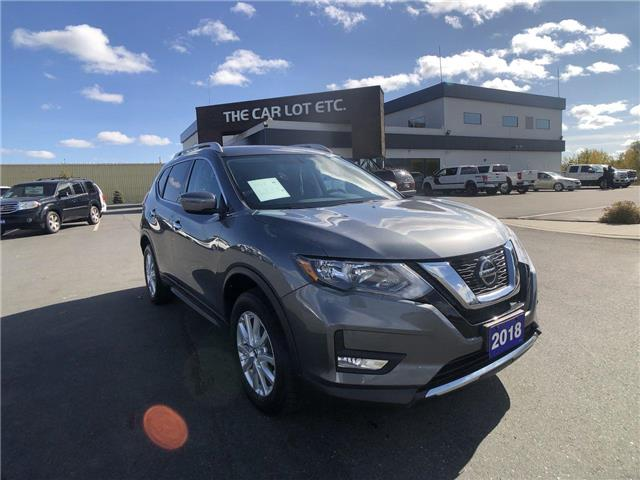 2018 Nissan Rogue SV (Stk: 20497) in Sudbury - Image 1 of 24