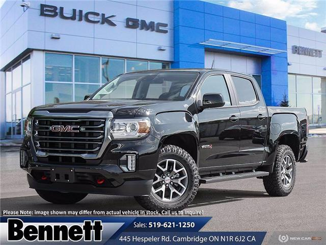 2021 GMC Canyon  (Stk: 210051) in Cambridge - Image 1 of 23