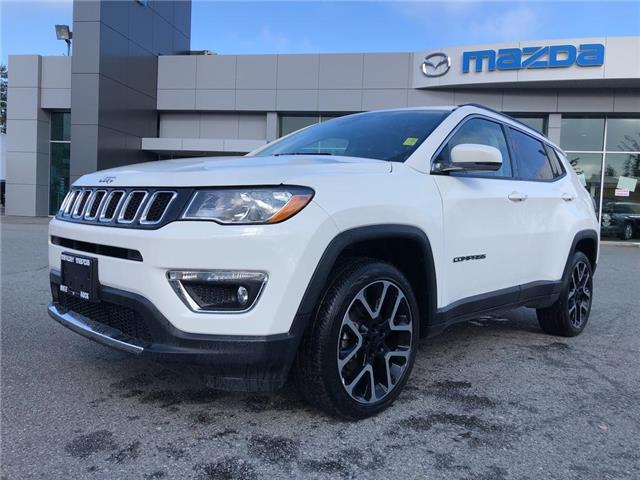 2019 Jeep Compass Limited (Stk: P4342) in Surrey - Image 1 of 15