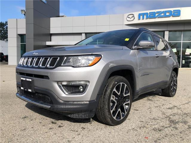 2019 Jeep Compass Limited (Stk: P4341) in Surrey - Image 1 of 15