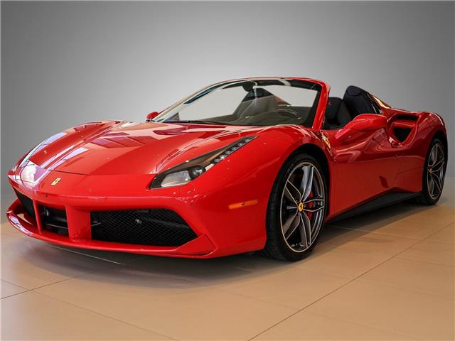 2018 Ferrari 488 Spider Base (Stk: C627) in Vaughan - Image 1 of 27
