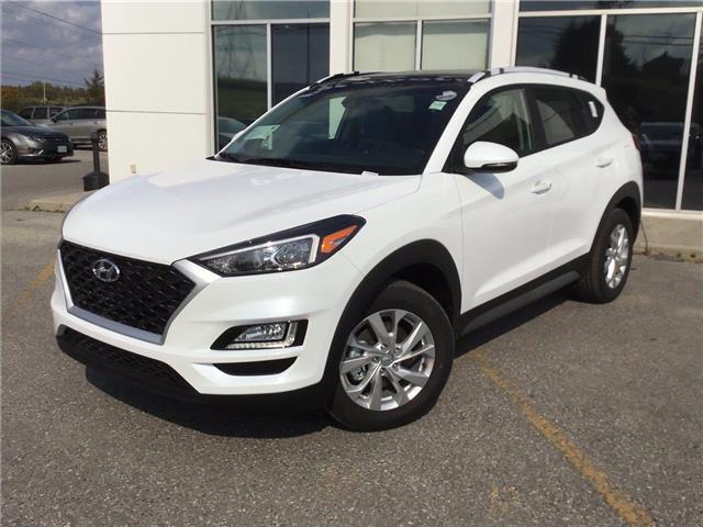 2021 Hyundai Tucson Preferred (Stk: H12625) in Peterborough - Image 1 of 19