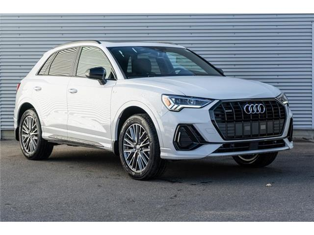 2021 Audi Q3 45 Progressiv (Stk: N5707) in Calgary - Image 1 of 18
