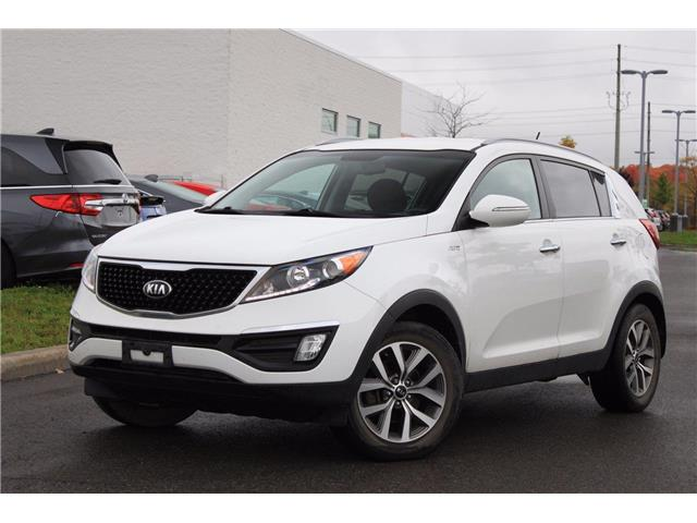 2014 Kia Sportage EX (Stk: 200641A) in Orléans - Image 1 of 20