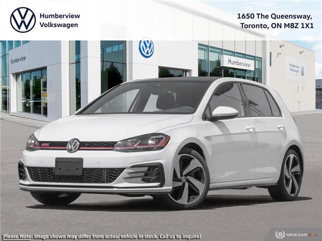 2019 Volkswagen Golf GTI 5-Door Autobahn (Stk: 97034) in Toronto - Image 1 of 23