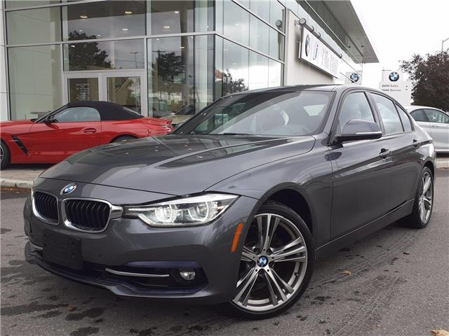 2016 BMW 328i xDrive (Stk: P9588) in Gloucester - Image 1 of 14