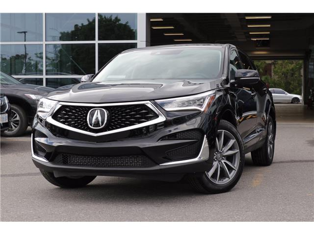 2021 Acura RDX Elite (Stk: 19362) in Ottawa - Image 1 of 32