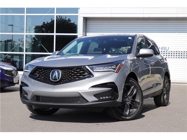 2021 Acura RDX A-Spec (Stk: 19369) in Ottawa - Image 1 of 30