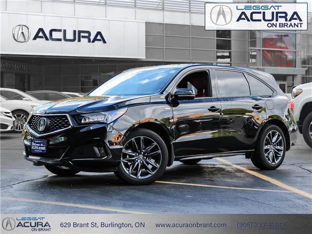 2019 Acura MDX  (Stk: 4316) in Burlington - Image 1 of 21