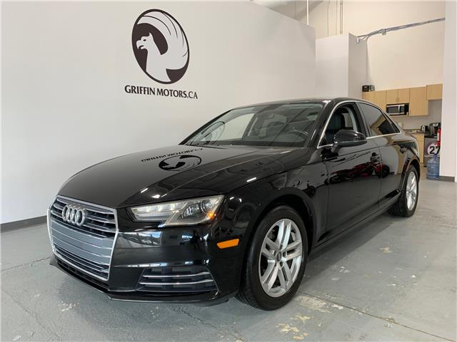 2017 Audi A4 2.0T Komfort (Stk: 1382) in Halifax - Image 1 of 23