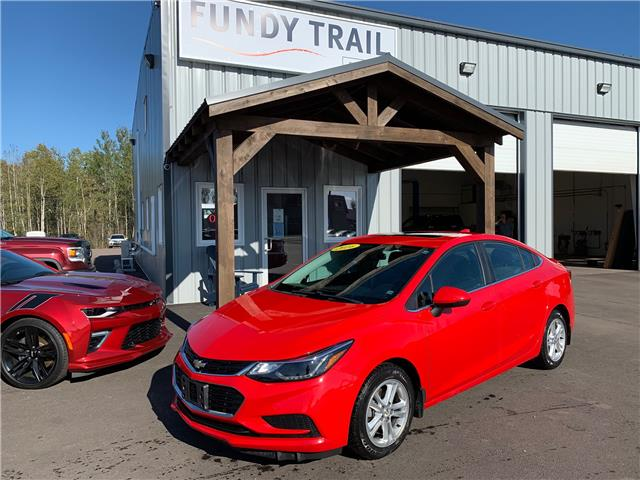 2016 Chevrolet Cruze LT Auto (Stk: 1867A) in Sussex - Image 1 of 10