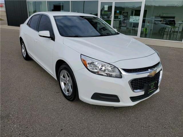 2016 Chevrolet Malibu Limited LT (Stk: 5755A Tillsonburg) in Tillsonburg - Image 1 of 29