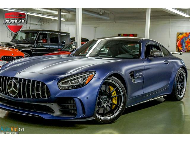 2020 Mercedes-Benz AMG GT R Base WDDYJ7KA8LA025814  in Oakville