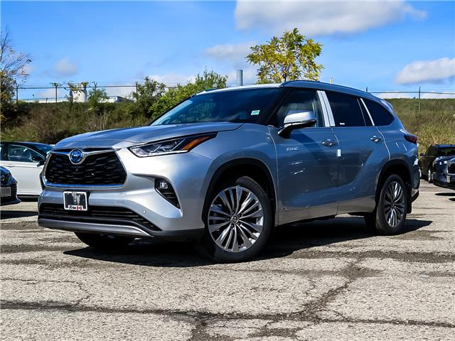 2020 Toyota Highlander Hybrid Limited (Stk: 05472) in Waterloo - Image 1 of 19