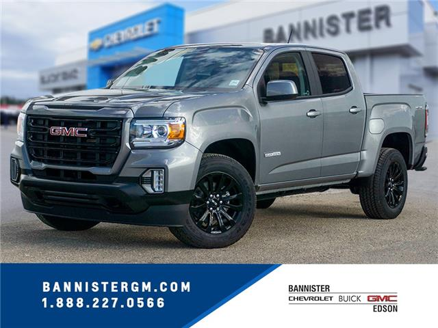 2021 GMC Canyon Elevation (Stk: 21-007) in Edson - Image 1 of 16