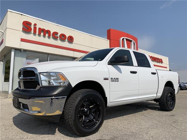 2018 RAM 1500 ST (Stk: 20117A) in Simcoe - Image 1 of 19