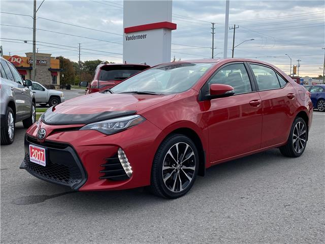 2017 Toyota Corolla SE (Stk: CW093A) in Cobourg - Image 1 of 24