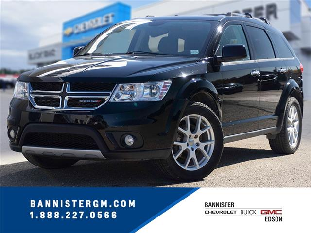 2016 Dodge Journey R/T (Stk: 20-191B) in Edson - Image 1 of 15