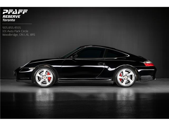 2003 Porsche 911 Carrera 4S (Stk: ) in Woodbridge - Image 1 of 18