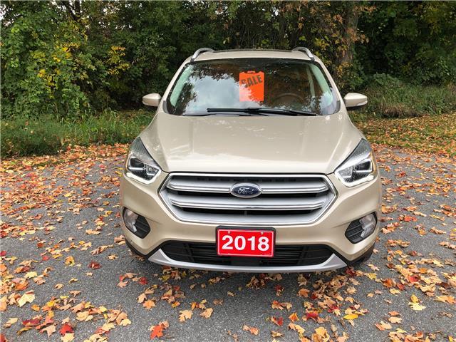 2018 Ford Escape Titanium (Stk: JUB49876) in Morrisburg - Image 1 of 10