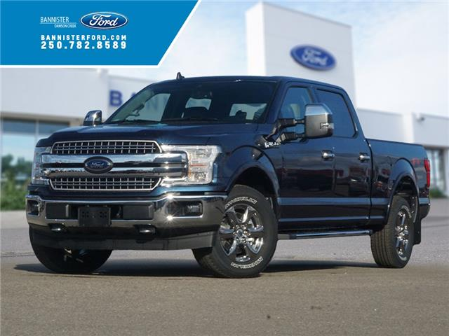 2020 Ford F-150 Lariat (Stk: T202315) in Dawson Creek - Image 1 of 16