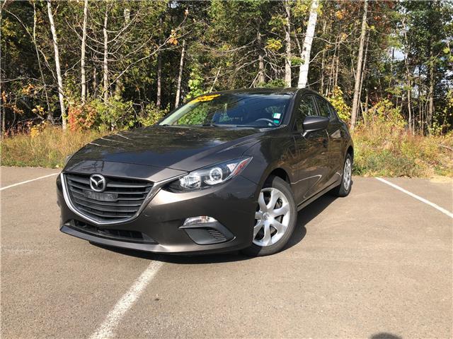 2015 Mazda Mazda3 Sport GX (Stk: 19197A) in Fredericton - Image 1 of 14