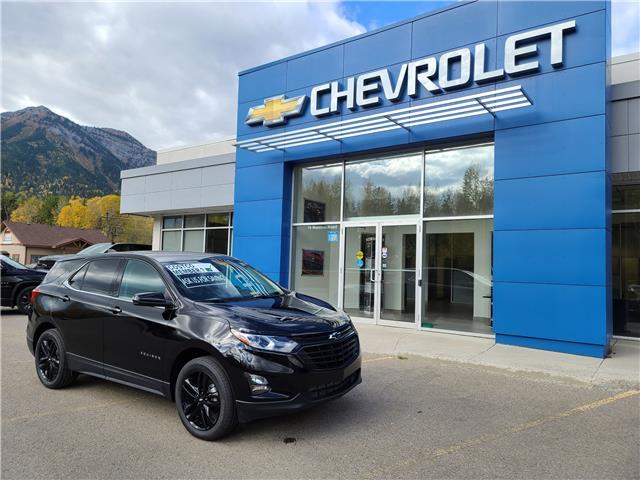 2020 Chevrolet Equinox LT (Stk: L6263424) in Fernie - Image 1 of 12