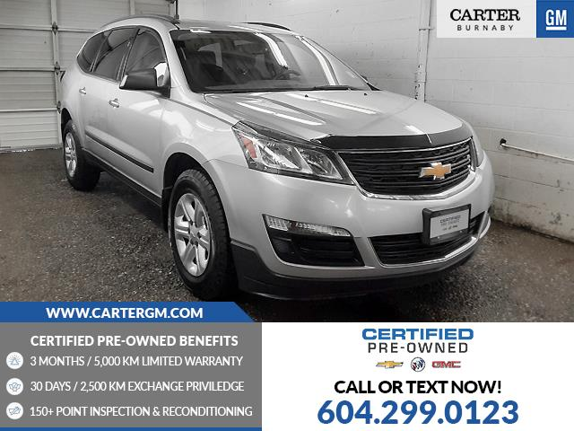 2015 Chevrolet Traverse LS (Stk: M9-75542) in Burnaby - Image 1 of 23