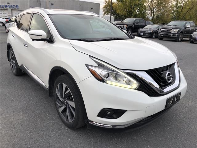 2016 Nissan Murano  (Stk: 20316B) in Cornwall - Image 1 of 29