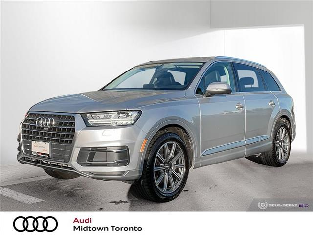 2018 Audi Q7 3.0T Technik (Stk: P8337) in Toronto - Image 1 of 25