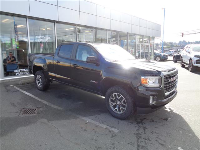 2021 GMC Canyon AT4 w/Leather (Stk: T21003) in Campbell River - Image 1 of 12