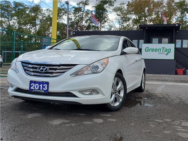 2013 Hyundai Sonata Limited (Stk: 5514) in Mississauga - Image 1 of 28