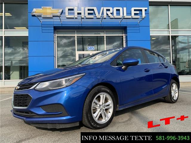 2018 Chevrolet Cruze LT Auto (Stk: 21007A) in Ste-Marie - Image 1 of 29